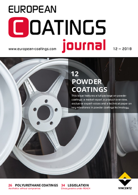 European Coatings Journal - Issue 12/2018