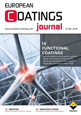European Coatings Journal - Issue 7-8/2018