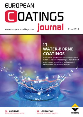 European Coatings Journal - Issue 11/2019