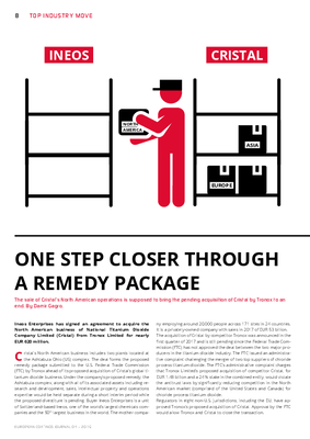 European Coatings 360° » ONE STEP CLOSER THROUGH A REMEDY PACKAGE