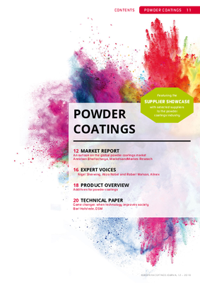 European Coatings 360° » POWDER COATINGS
