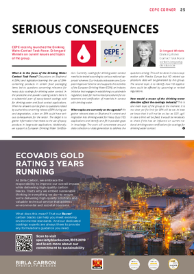 European Coatings 360° » SERIOUS CONSEQUENCES